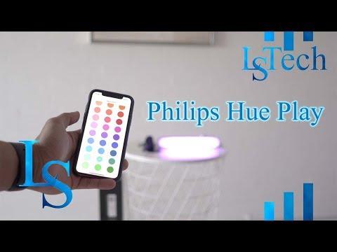 Philips Hue Play Setup | LS Tech