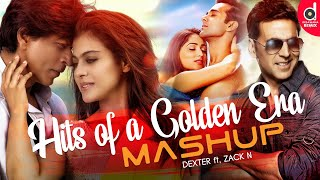 Download Hits of a Golden Era Mashup (Dexter ft. Zack N) | Hindi Mashup 2020 | Bollywood Mashup | Remix Songs