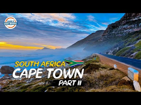 Cape Town South Africa - It Will Leave You Breathless | 90+ Countries With 3 Kids