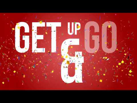 Stella Mwangi - Get Up & Go (Lyric Video)