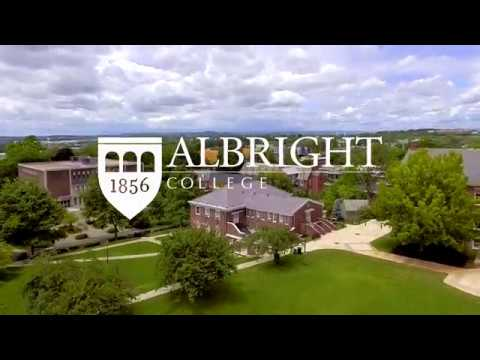 Albright College: A View from Above