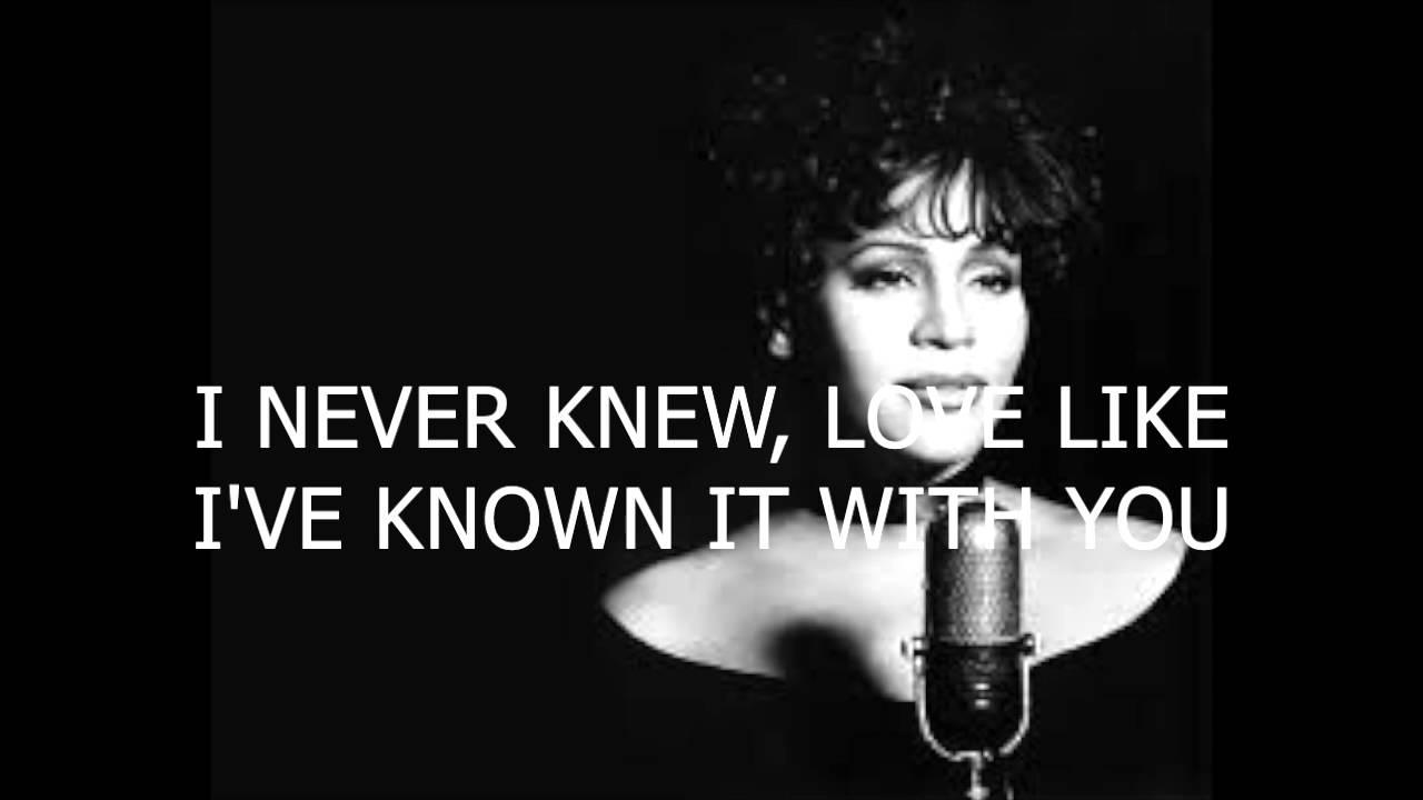 I Have Nothing - Whitney Houston