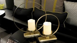 DIY Cirque Pillar Candle Holders - Z Gallerie Inspired - Luxe Look For Less