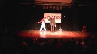 Marcio Intruder no Show do Paulinho Gogó