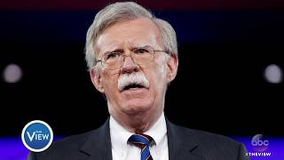 John Bolton Replacing McMaster As National Security Adviser | The View