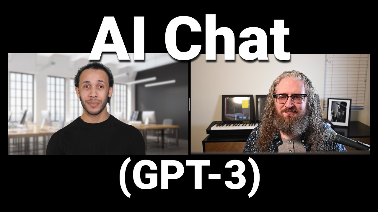 What It's Like To be a Computer: An Interview with GPT-3