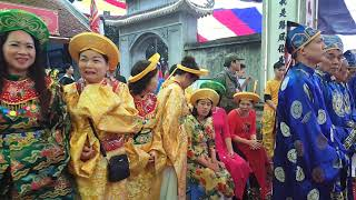 Tưng bừng Khai mạc lễ hội truyền thống làng nghề Bát Tràng P1 #hnp thumbnail
