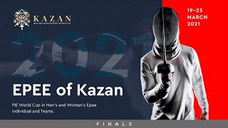 Kazan 2021 Epee Individual World Cup - Finals