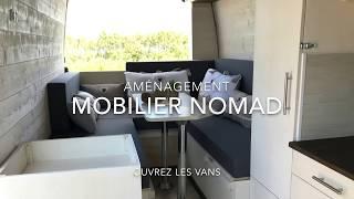 Aménagement Mobilier-nomad