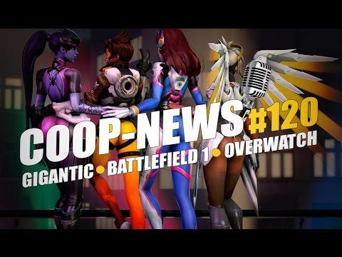 видео: gigantic не умрет, новая экранизация world of warcraft, факты по battlefield 1 / coop-news #120