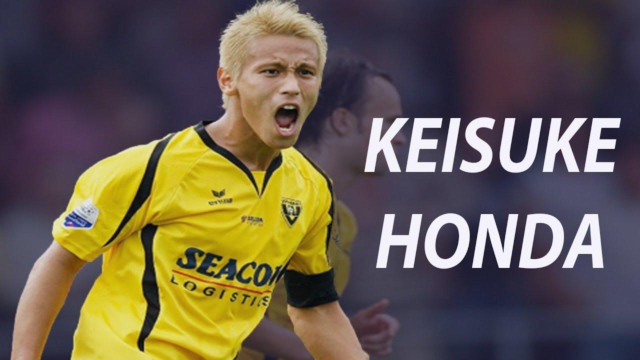 Keisuke Honda Goals Skills and Assist