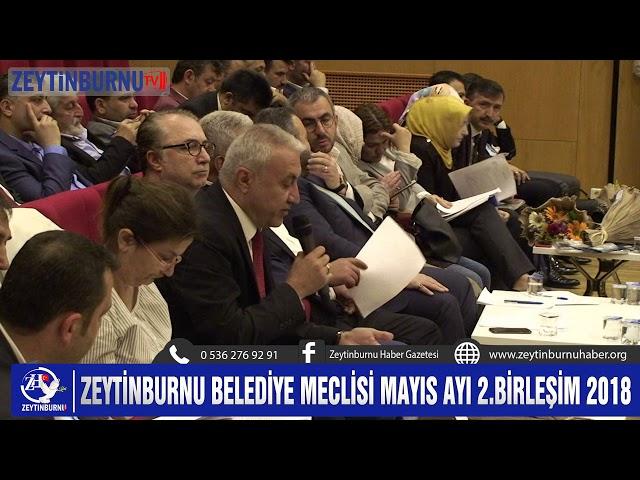 Zeytinburnu Meclisinde FETÖ Tartışması