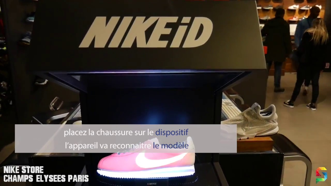 L'adn En Vos Nike Augmentée Personnalisez Réalité f6bg7y