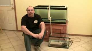 Aquarium Filter Series: 8/8: Diy Hang On Back Overflow For Aquariums