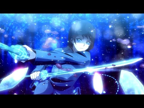 Divine Gate - Blue Christmas (Full fight HD eng sub)
