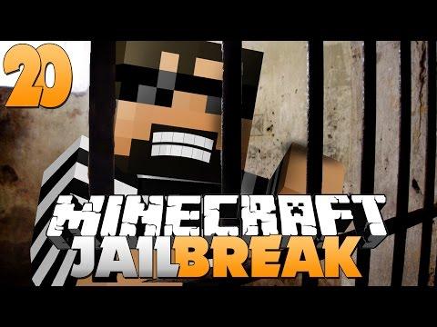 Minecraft SCHOOL JAIL BREAK | BUY MY THINGS!! [20]