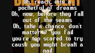 Video Billy Talent - Pocketful of Dreams with Lyrics download MP3, 3GP, MP4, WEBM, AVI, FLV April 2018
