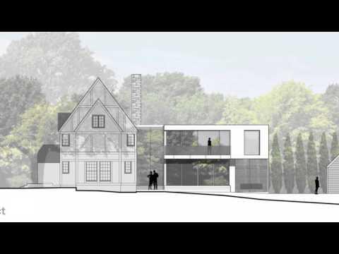 Modern Addition | Renovation in New York, pt.2