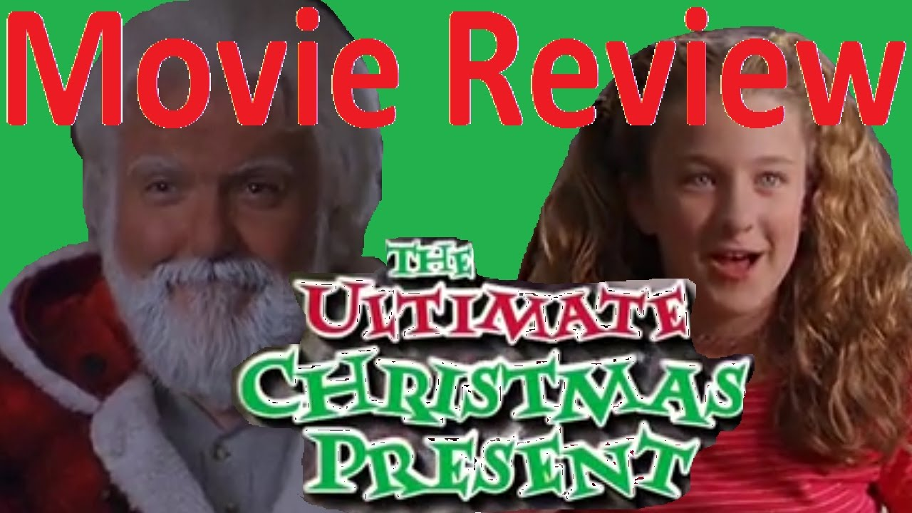 Ultimate Christmas Present.The Ultimate Christmas Present Movie Review