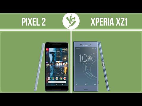 Google Pixel 2 Vs Sony Xperia XZ1 ✔️