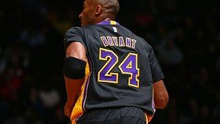 Kobe Bryant Career Highlights Compilation   The Gold Legend