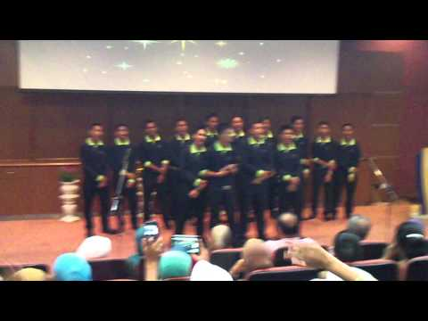 Akrab Persahabatan - Inteam (Malam Penutup Orientasi Program Diploma PPUM Sesi 2012/2015)