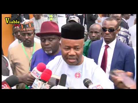 FULL VIDEO : APC Will Surely Win Akwa Ibom In 2019 - Akpabio