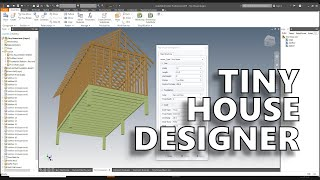 Tiny House Designer -- The Crockers Connection