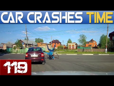 Car Wrecks Compilation - May 2016 -  Episode #119 HD