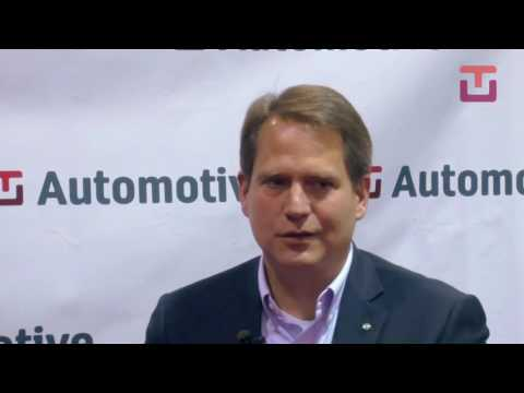 Interview with Frank Weith, General Manager for Connected Services, Volkswagen Group of America