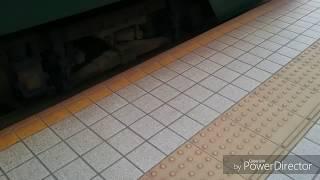 【響く!吊り掛け】広島電鉄650形 原爆ドーム前到着〜発車