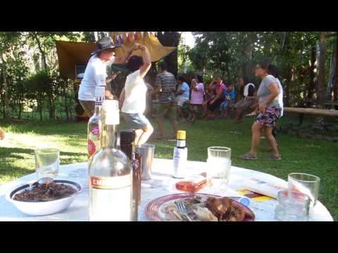 Karaoke At Mama's Farm 2016-07-17 Video 3