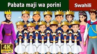Pabata maji wa porini   Hadithi za Kiswahili   Katuni za Kiswahili   Swahili Fairy Tales