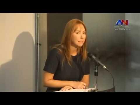 ¡Las puso a temblar! Zulay Rodríguez  cuestiona a las magistradas  designadas por Varela