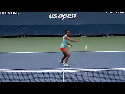 Sloane Stephens Practice Session | 2020 US Open