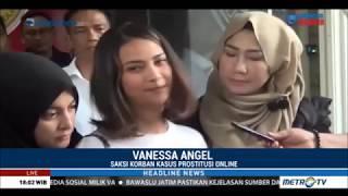 Vanessa Angel Dibebaskan