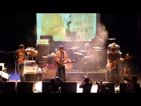 "Tocotronic ""Drüben auf dem Hügel"", live, 3.4.2013, Capitol Hannover"