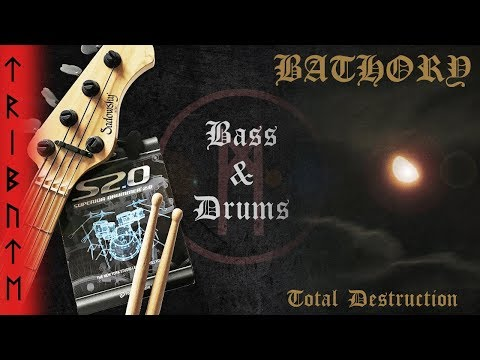 Tribute To Bathory - Total Destruction (Backing Track)