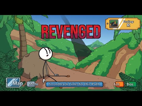Completing The Mission - Ending R (Revenged) - Henry Stickmin Collection