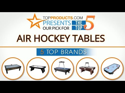 Best Air Hockey Table Reviews  – How To Choose The Best Air Hockey Table