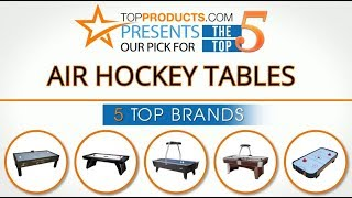 Best air hockey table Reviews 2017 – How to Choose the Best air hockey table