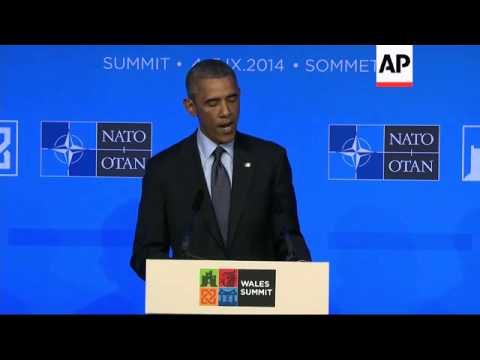President Barack Obama said Friday he's skeptical but hopeful that pro-Russian separatists and Russi