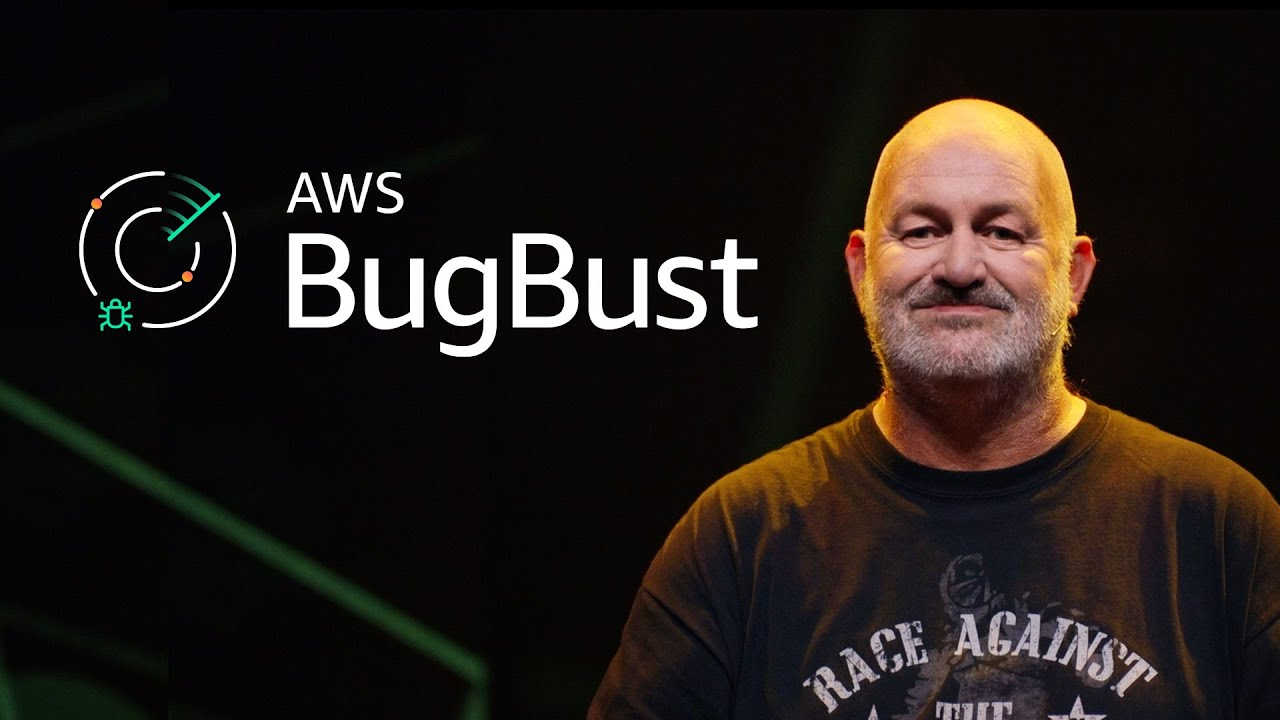 AWS BugBust: The World's First Bug Busting Challenge for Developers