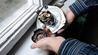 Daewoo/Chevrolet Lanos/Sens чистка вентилятора печки(, 2015-11-16T06:30:46.000Z)