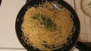Butter Garlic Herb Pasta Recipe - Delicious Side Dish