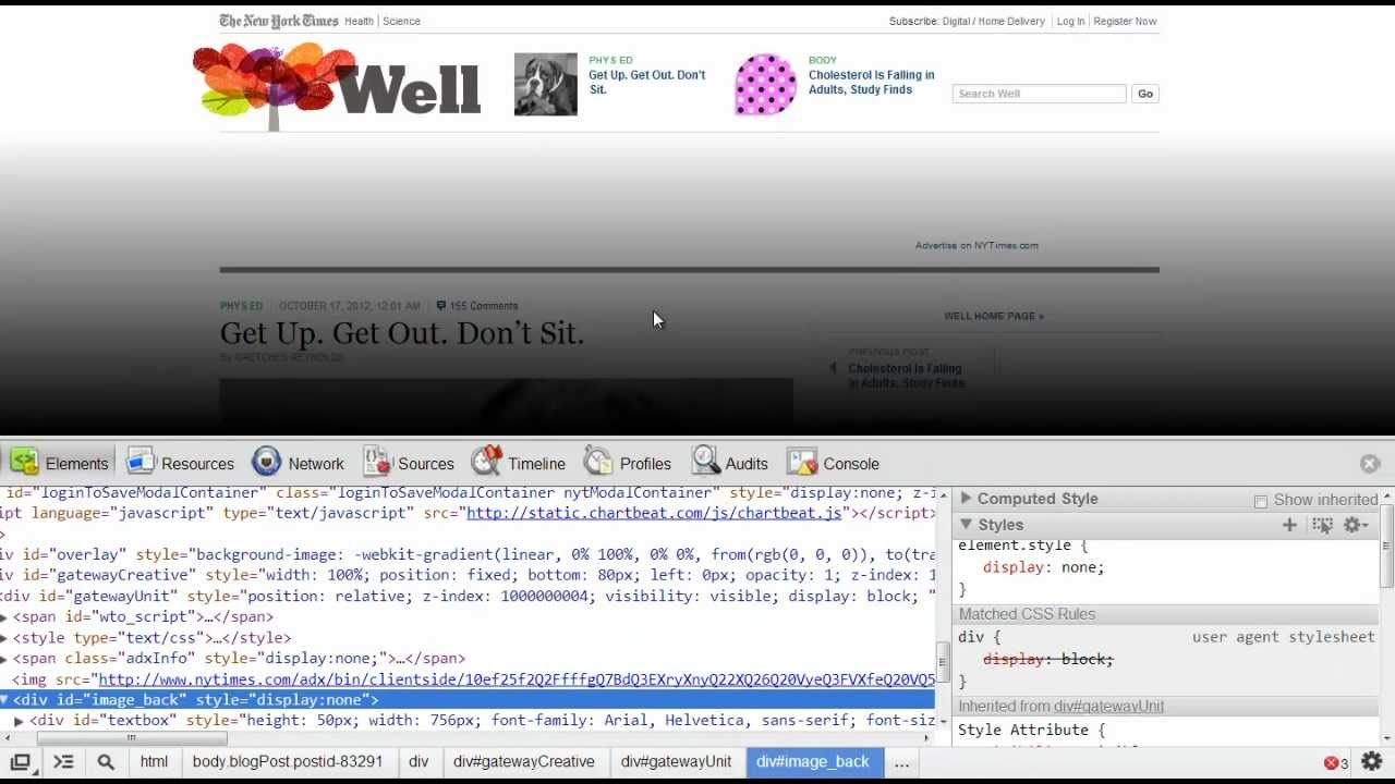 How To Remove a Content Paywall