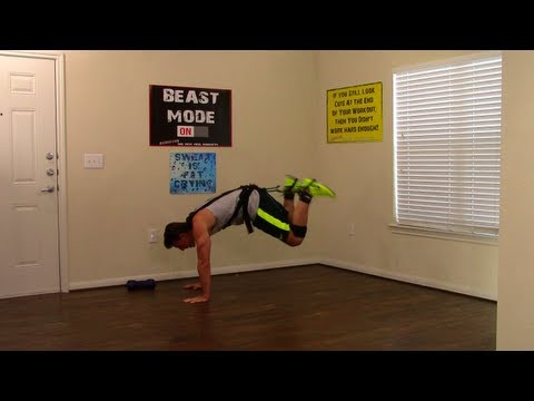 20 Minute Assassin Cardio Training - HASfit Aerobic Exercises - Cardiovascular Exercise Workouts