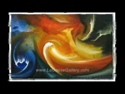 Abstract Art | Modern Paintings | Art for Sale | LaGasse