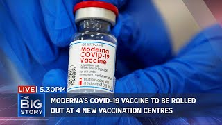 Subscribe ➤ http://bit.ly/followst0:00 - the big story0:41 more vaccination centres openthe moderna covid-19 vaccine will be administered at four new vacci...