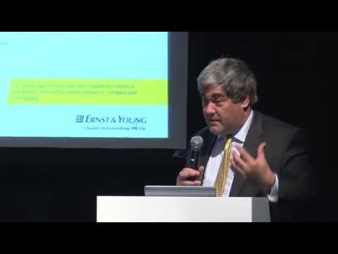 Keynote, The Regulatory Environment, Anthony Kirby, Ernst & Young